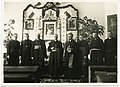 Popiežiaus Pijaus XI karūnacijos minėjimas Telšių kunigų seminarijoje.jpeg
