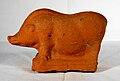 Porc senglar. Exvot etrusc hel·lenístic de Calvi (Campania). BMVB- 3333.jpg