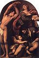 Pordenone San Sebastián, San Roque y Santa Catalina 1535 San Giovanni Elemosinario Venecia.jpg