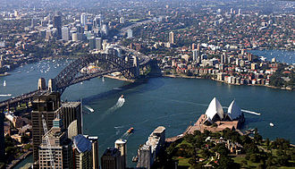 Body of water - Port Jackson, Sydney, New South Wales