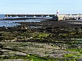 Port St Mary harbour mouth - geograph.org.uk - 1849690.jpg