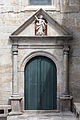Porta da igrexa de Santa María da Guarda. Galiza G10.jpg