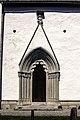 Portal sur da nave da igrexa de Hörsne.jpg