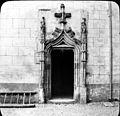 Porte du XVe siècle à lhôpital, (ancienne Chartreuse), Villefranche-de-Rouergue (3084461084).jpg