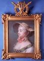 Porträtt. Juliana Dorotea Henk 1733-1792, gift 1750 med bruksägaren Vilhelm Schröder - Skoklosters slott - 5052.tif