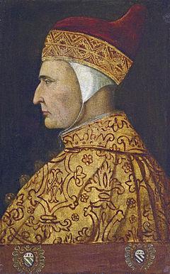 Portrait of Doge Cristoforo Moro (1390-1471)