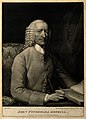 Portrait of John Fothergill (1712 – 1780), English physician Wellcome V0001983.jpg