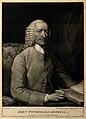 Portrait of John Fothergill (1712 – 1780), English physician Wellcome V0001983.jpg