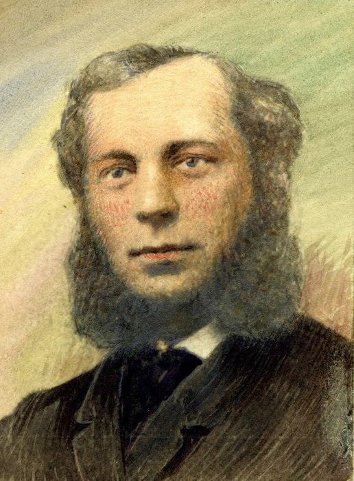 Portrait of Peter Matthews, 1786-1838 JRR2800