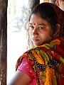 Portrait of a Woman - Sundarban District - South of Kolkata - India (12347186704).jpg