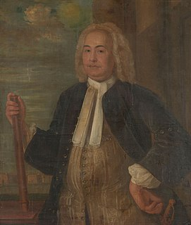 Johannes Thedens Governor-General of the Dutch East Indies