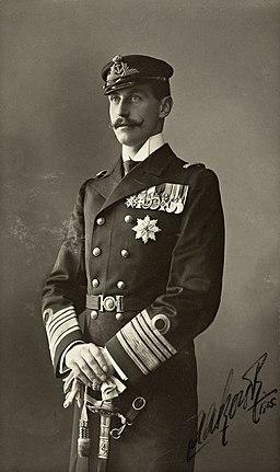 Portrett av Kong Haakon VII King Haakon VII, 1915 crop