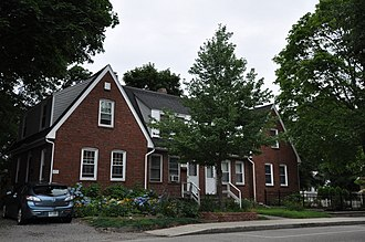 National Register of Historic Places listings in Rockingham County, New Hampshire - Image: Portsmouth NH Atlantic Heights 1
