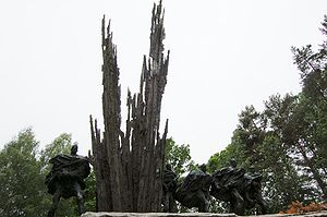 Porytowe Wzgórze - Pomnik (06-06-2009).JPG