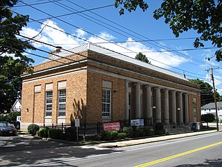 United States Post Office–Palmer Main United States historic place
