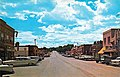 Postcard - Business Section of Gillette, Wyoming (front).jpg