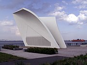 Postcards 9 11 Memorial, St. George Esplanade, Staten Island, NY