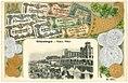 Postkaart uit Scheveningen met munten en bankbiljetten.jpg