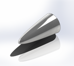 Power Series (Half) Nose Cone Render.png