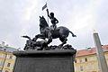 Prága, Szent György szobor.jpg