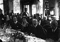 Pré Catelan - les propriétaires des grands crus de France - Barthou, Cécile Sorel, marquis de Ségur - (photographie de presse) - Agence Meurisse.jpg