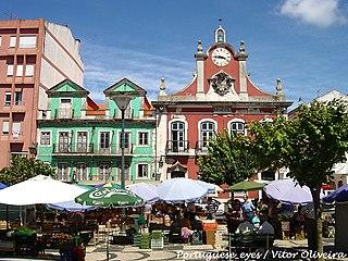 Caldas da Rainha Municipality in Comunidade Intermunicipal do Oeste, Portugal