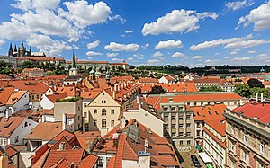 Prague 07-2016 view from Lesser Town Tower of Charles Bridge img8.jpg