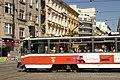 Praha, Jugoslávská, tramvaj 8641 II.jpg