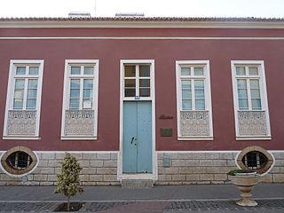 Museu Etnográfico da Praia Ethnographic Museum in Santiago, Cape Verde