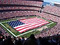 Pre-game at Browns Stadium.JPG