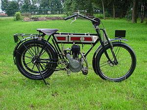 Premier Motorcycles - Image: Premier 1911 onbekend 1