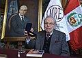 """Presentación del libro """"Javier Pérez de Cuéllar- un peruano al servicio de la paz mundial"""".jpg"""