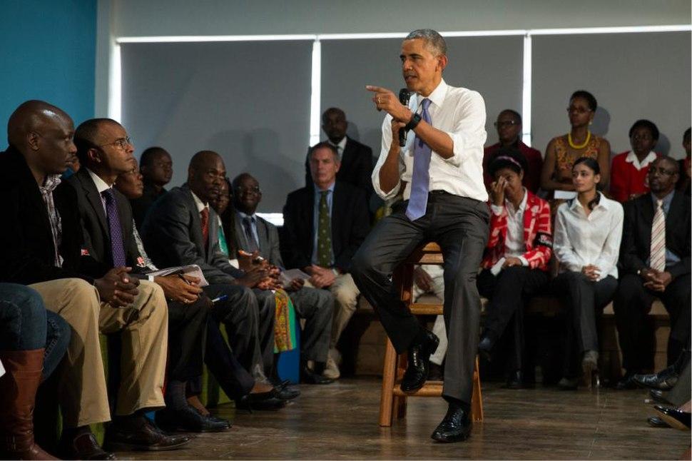 President Obama visits Nairobi Kenya July 2015 (20848405843)