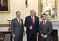 President Trump Greets NCAA National Champions (49118853451).jpg