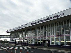 Glasgow Prestwick International Airportport lotniczy Glasgow-Prestwick