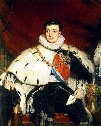 Pedro de Sousa Holstein, 1st Duke of Palmela - Pedro de Sousa Holstein, President of the Council of Ministers of the Kingdom.
