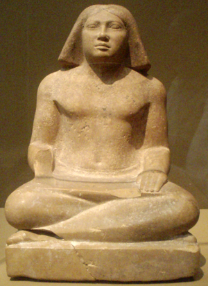 Khuenre - Image: Prince Khunera Seated Museum Of Fine Arts Boston