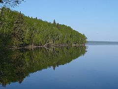 Lake Waskesiu