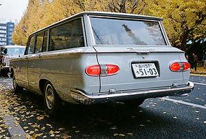 Nissan Gloria - Prince Gloria W40 series wagon