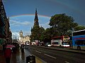 Princes Street and Scott Monument, Edinburgh, August 2007.jpg