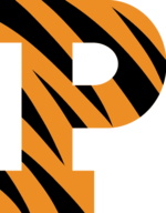 Princeton Tigers athletic logo