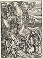 Print, Christ on the Mount of Olives (Agony in the Garden), from the Great Passion, ca. 1498 (CH 18383873).jpg