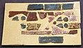 Produzione romana, pannello a tarsie vitree con edere allacciate, III-IV secolo, dalla villa di san vincenzino a cecina (depositi della villa rossa).jpg
