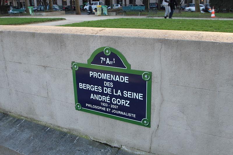 Fichier:Promenade des berges de la Seine André Gorz à Paris le 4 février 2015 - 17.jpg