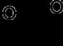 Struktur von Propiolacton