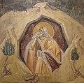 Prorok Ilija u pustinji, freska iz Gračanice.jpg