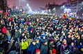 Protest against corruption - Bucharest 2017 - Piata Universitatii - 5.jpg