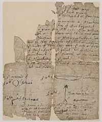 Providence, Rhode Island, Original Deed