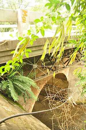 Spanish colonial bridges in Tayabas - Image: Puente de San Francisco de Asis Tayabas