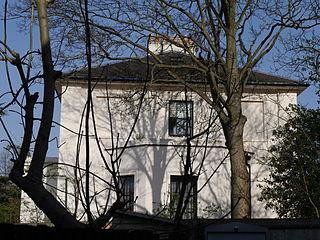 Putney Park House house in Roehampton, London